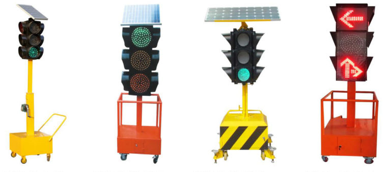 SolarTrafficSignalLights